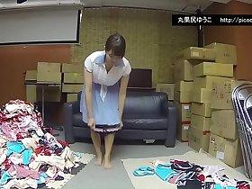 japanese idol marukajiriyuko panties hiddencam