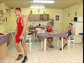 Secrets of a wrestler - Muscle Lust Scene 3