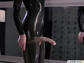 LesbianCUMS.com ? Latex Milf Masturbation Strapon Orgasm