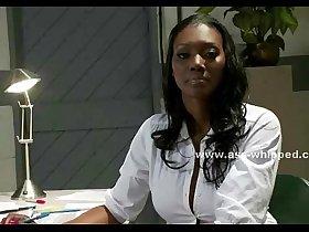 Lesbian beautifull black doctor sex