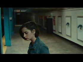 Ana de Armas Exposed Forced in Subway Scene
