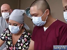 Hard Sex In Doctor Office With Horny Patient mov-04