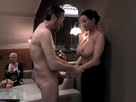 italian hot saggy huge tits hairy pussy slut fucked