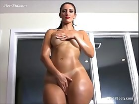 Sexy curvy girls with big ass butts twerking naked