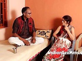 Budhe Ke Sang Jawan Ladki -kiss boob press n pantyshow (new)