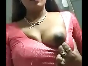 swathi naidu boobs show clear nip visible